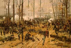 Battle of Shiloh-Hornets' Nest