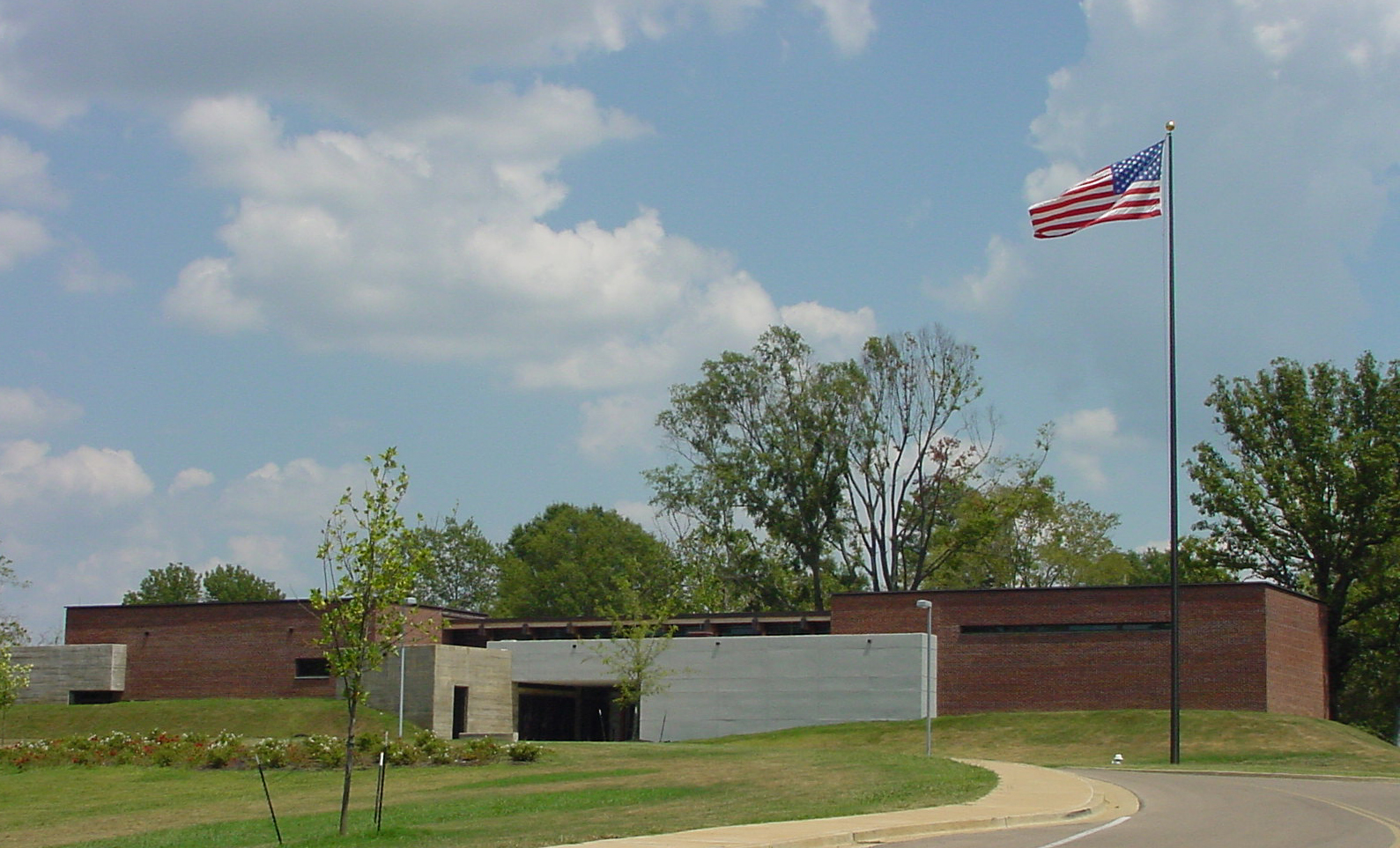 Corinth Interpretive Center