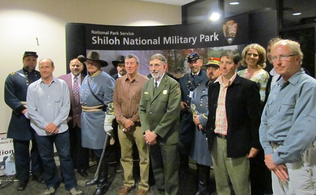 Cast, Crew, and Production Staff of Shiloh-Fiery Trial