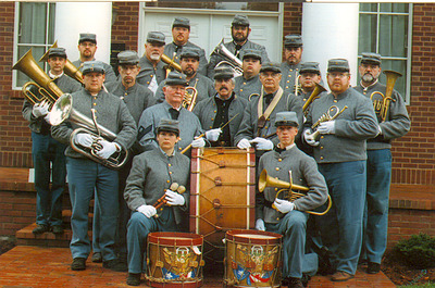 Members of the 8th Regiment Band