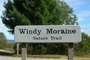 Windy Moraine Hiking Trail