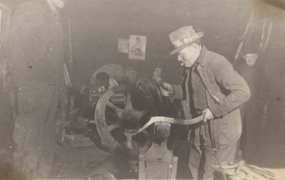 Good Harbor Blacksmith, Charlie Kropp