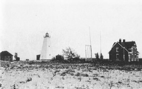 North Manitou Island Lighthouse