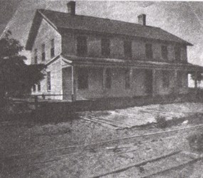 Sleeping Bear Inn circa 1890s
