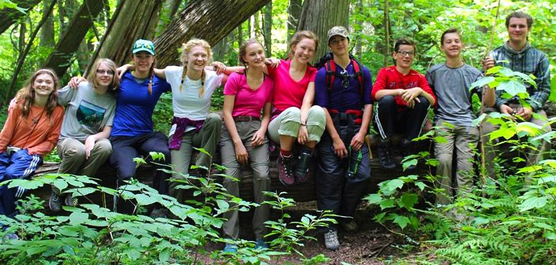 Smiling Sleeping Bear Dunes WAY ambassadors