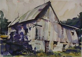 Tweddle/Treat Farm Painting