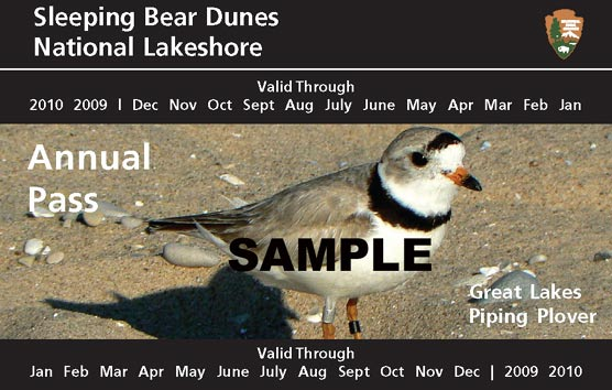 Annual Park Pass to Sleeping Bear Dunes National Lakeshore makes a great holiday gift.