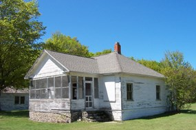 Howard Foote Cottage - Lot #5