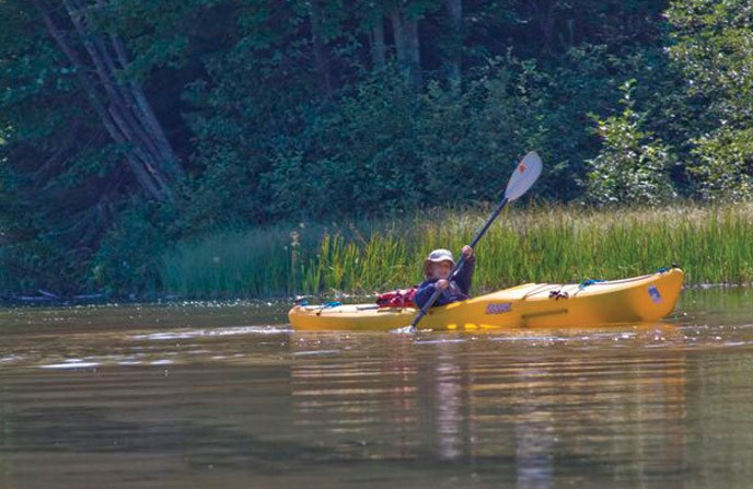 Kayaking and Canoeing - Sleeping Bear Dunes National