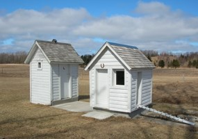 Thoreson Farm Outhouse