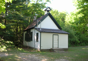 South Manitou Island School