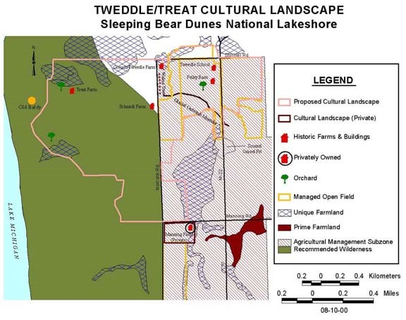 Tweddle/Treat Farmscape Map