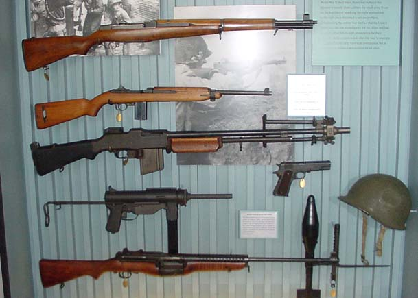 us small arms of world war ii springfield armory
