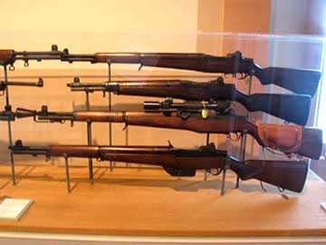 Garand rifle variations