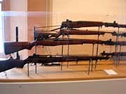 Garand experimental rifles and carbines