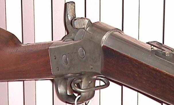 US M1871 Springfield Rolling Block rifle