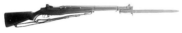 Early Garand pre-production M1 rifle, 1935