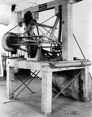 The first type of stock shaping machine c1822