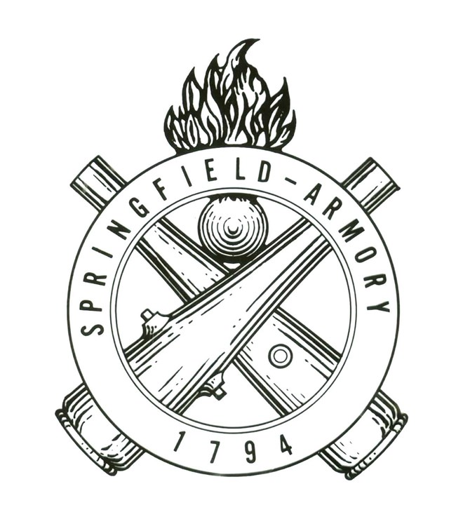 Springfield Armory's US Ordnance Department crest