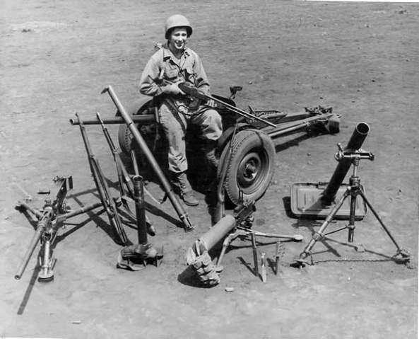 U.S. Small Arms of World War II - Springfield Armory National ...