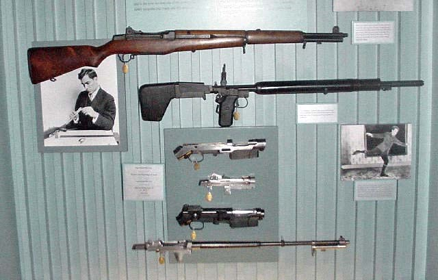 Exhibit on John Garand