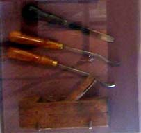 gunstocking chisels