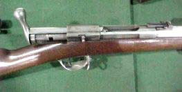 M1871 Ward-Burton rifle