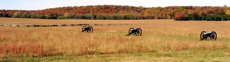 Pea Ridge National Military Park, Arkansas