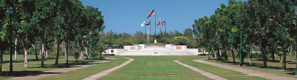 American Memorial Park, Northern Mariana Islands