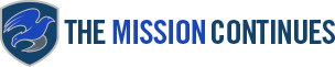 The Mission Continues program logo