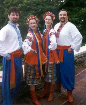 Kazka Ukrainian Folk Ensemble