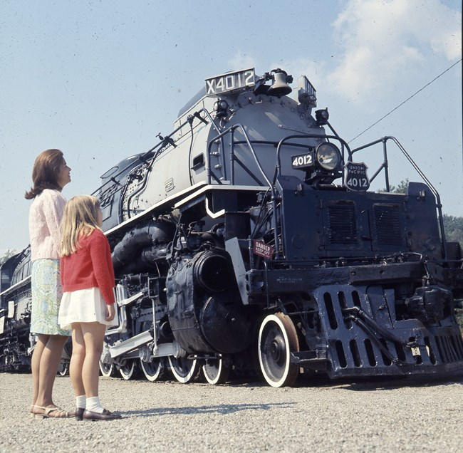 Photo of Steamtown NHS Big Boy