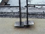 Turntable Handrails