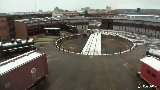 EarthCam Webcam of Roundhouse and Turntable
