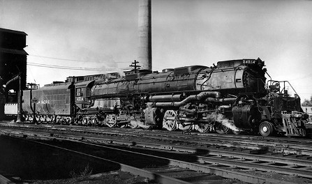 "Union Pacific ""Big Boy"" #4014"