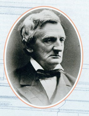 A portrait of William Maxwell Evarts.