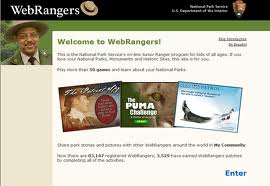 Be a Junior Ranger