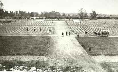 Stones River National Cemetery - 1865