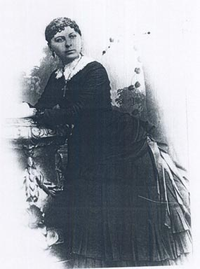Photograph of Maria Nix