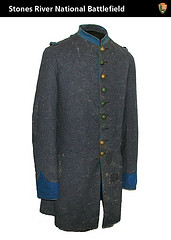 Henry Hall's Kentucky State Guard Coat