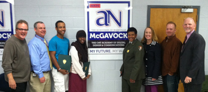 McGavock High School Expressions of Freedom Contest Winners