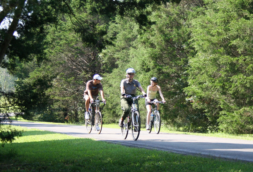 Bicycle Tour of Stones River