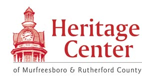 Heritage Center of Murfreesboro & Rutherford County Logo