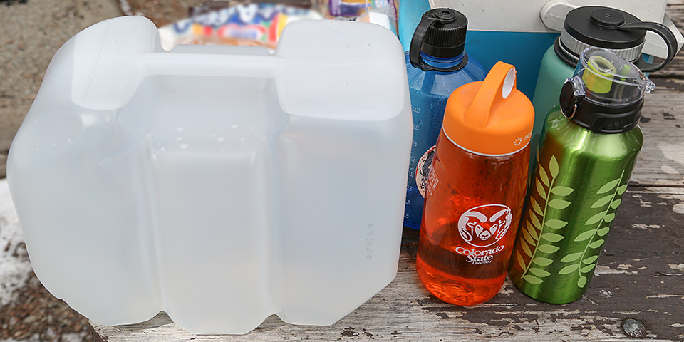 Camping Water Container >> What to Bring - Camping (U.S. National Park Service)