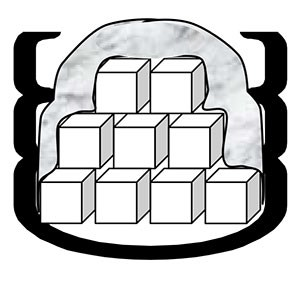illustration of stacked cubes