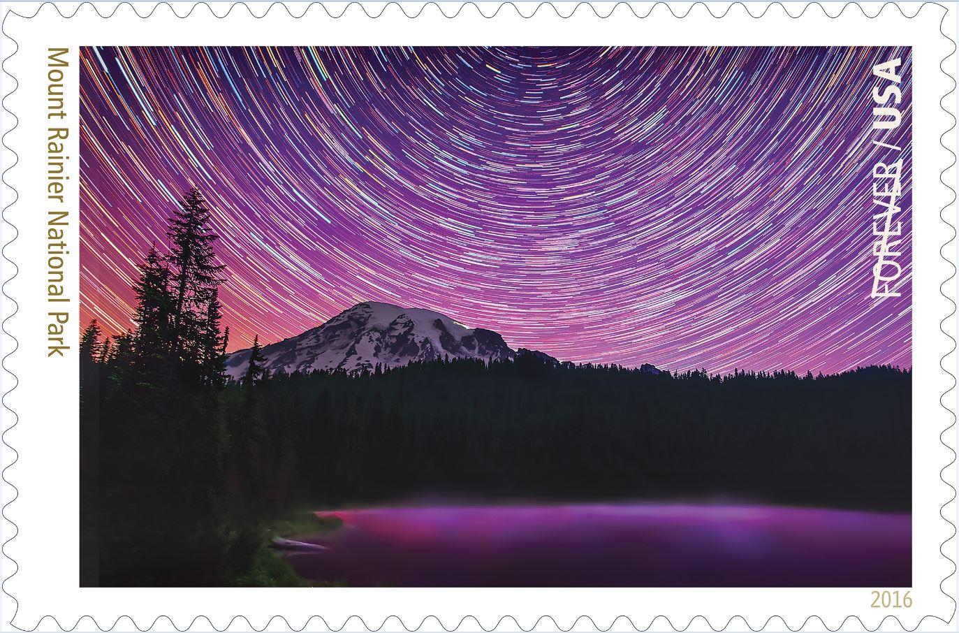Centennial Stamps - Centennial (U S  National Park Service)