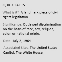 quick facts civ rights act 64