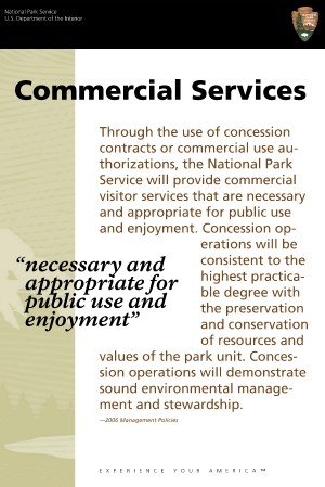quote about commercial services