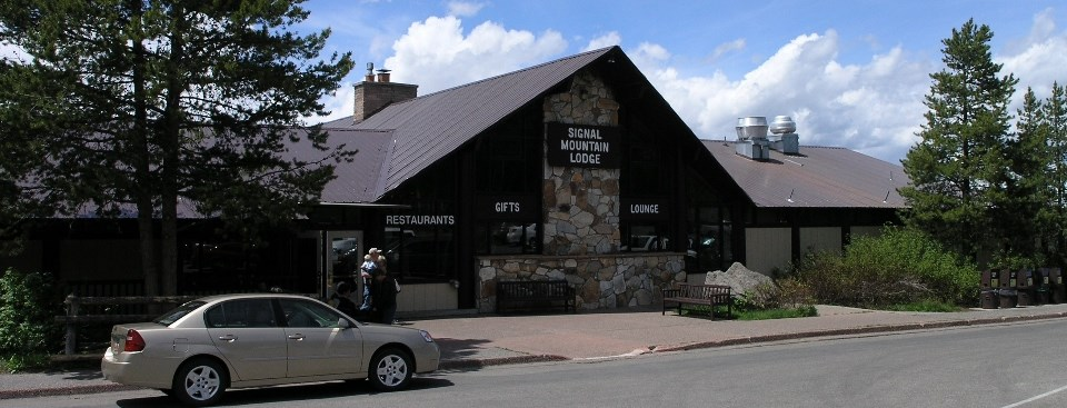 street view of signal mountain lodge