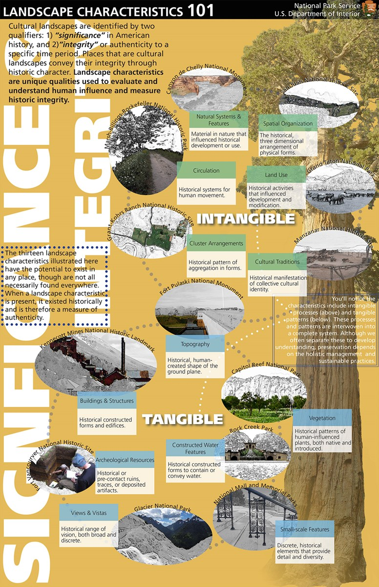 Landscape Characteristics 101 poster - updated